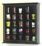 Shotglass Collector Case - 25 Shot Glass