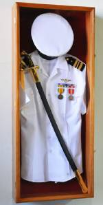 Display Cases - Uniform Shadow Box