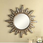 Accent Mirrors - Set of 3 Deco Radiance Mirrors