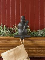 Stocking Holders - Vintage Collection Snowman