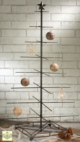 Display Tree - Gunmetal Finish - 32 Arm