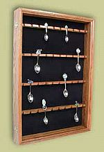 Spoon Cabinets - 40 Spoon Cabinet