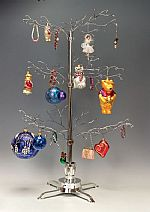 Ornament Trees - Rotating Large - Squiggley Branches