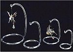 Ornament  Stands - Lucite Stand - Set of 12