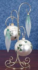 Ornament Hangers - Display Four Branch - set of 4