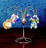 Ornament Trees - Mini Fountain Tree - Set of 2