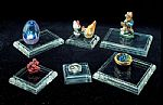 Lucite Bases - Polished