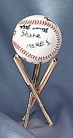 Display Stands - Baseball - Set of 2
