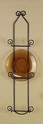 "Plate Racks - Classic Vertical Three 6-1/2"" - 8"" Plates - Set of 4"