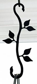 Decorative S Hooks - Leaf