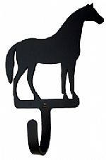 Decorative Hooks - Horse At Rest