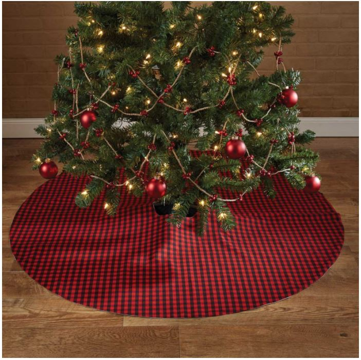 Tree Skirt - Yuletide 52""